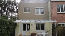 Uccle – Proximité Lycée Français belle maison 3 façades de 130m² habitables 3 chambres + jardin