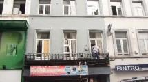 Chaussée d'Ixelles appartement +-115m² habitables 3 chambres