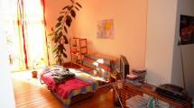 Proximité CEE/Square Marie Louise magnifique appartement+-60m² habitables 1chambre