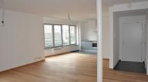 Quartier des Marolles, appartement neuf de +/-70 m² habitables 1 chambre