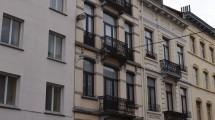 Entre Gare du Midi et la Place Sainte-Catherine, superbe appartement de 78m² habitables 2 chambres + balcon