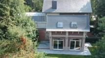 Linkebeek-Magnifique bureau 50m² utiles + parkings et jardin