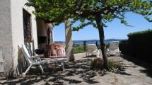 Cavalaire-sur-Mer, idéalement située sur les hauteurs avec une vue imprenable sur la baie, magnifique maison 100m² habitables 3 chambres + jardin.