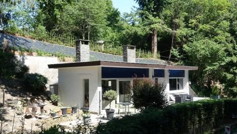 En bordure du bois Casteau\Saint-Denis, charmante maison 100m² habitables.